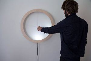 shadowplay-clock_breaded-escalope_vienna-design-week_dezeen_936_6
